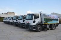 TEMİZLİK ARACI - Tunus İskan Bakanlığı, Türkiye'den Gelen Hibe Araçları Teslim Aldı