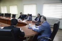 İSTİŞARE TOPLANTISI - Tuşba Belediyesinden 'Umre Ödüllü' Yarışma
