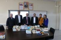 ERTUĞRUL GAZI - Van'da 'Bir Kitap Da Benden' Kampanyası
