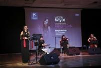 ATAKENT - Yıldız Quartet Grubu, Türk Tangolarını Seslendirdi