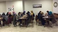 Yurt-Kur Kızları Satranç Turnuvasında