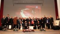 TÜRK BAYRAĞI - 18 Mart Çanakkale Zaferi Yıl Dönümünde Gazi'li Şehitler Unutulmadı