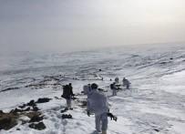 KÖY KORUCUSU - 300 bin TL ödülle aranan iki üst düzey PKK'lı Ağrı'da öldürüldü