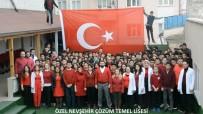 7'Den 77'Ye İstiklal Marşı'nı Okudular