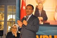 İKTIDAR - Adalet Bakanı Bekir Bozdağ, Üniversiteliler İle Bir Araya Geldi