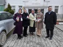 BILECIK MERKEZ - AK Parti Gece Gündüz 'Evet' İçin Çalışıyor