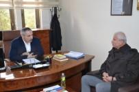 AK Parti İl Başkanı Akçay'dan Türkiye Gazetesi'ne Ziyaret