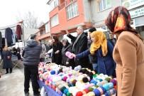 MUSTAFA ARSLAN - AK Parti'nin Mahmudiye'de Referandum Çalışmaları