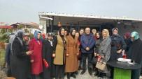 KARABIGA - AK Partili Gider, Referandum Çalışmaları İçin Biga'da