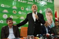 MUSTAFA HARPUTLU - Alanyaspor'a Yeni Tesis Projesi