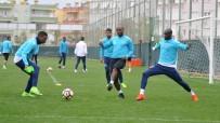 ALANYASPOR - Alanyaspor, Bursaspor Maçı Hazırlıklarını Sürdürdü