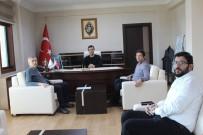 MEHMET ALTAY - Ankara Büyükşehir Belediyesinde Kaymakam Vardar'a Ziyaret
