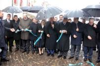 MEHMET TAHMAZOĞLU - Bakan Özhaseki, Gaziantep'te Yazıcık Konutlarının Açılışını Yaptı
