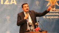 Bakan Tüfenkci Açıklaması 'CHP Raydan Çıktı, Dini Siyasete Alet Ediyor'