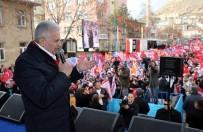 DEMOKRAT PARTI - Başbakan Yıldırım, Bayburt'ta