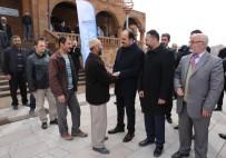 KOSOVA - Başkan Altay Açıklaması 'Yaşlıların Duasına Talibiz'