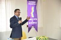 Başkan Tiryaki'den Kadın Eğitim Kültür Merkezine Ziyaret