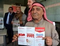 CEYLANPINAR - Belediye Başkanı Menderes Atilla, Evet Turunu Sürdürüyor