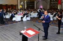 BEYLIKDÜZÜ BELEDIYESI - Beylikdüzü Belediyesinden Sağlık Çalışanlarına  14 Mart Tıp Bayramı Yemeği
