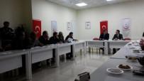 İL SAĞLıK MÜDÜRLÜĞÜ - Bitlis'te 'Bağımlılık Ve Bağımlılık Yapıcı Maddelerle Mücadele' Toplantısı
