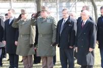 BIRINCI DÜNYA SAVAŞı - Budapeşte'de, Çanakkale Şehitleri Anıldı