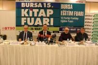 FAHRETTIN GÜLENER - Bursalılar Kitapla Buluşacak