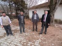 CAMİİ - Çan Kaymakamı Karataş Eskiyayla Köyünü Ziyaret  Etti