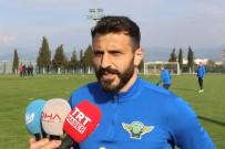 FATIH ÖZTÜRK - Caner Osmanpaşa Açıklaması 'Adanaspor Maçını Kazanmalıyız'
