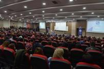 DÜŞÜNÜR - Çarşamba Konferanslarının Konuğu Prof. Dr. Kozak Oldu
