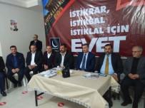 TAZİYE ZİYARETİ - Celalettin Güvenç, Valilik Ve Belediye Başkanlığı Yaptığı Şanlıurfa'da
