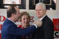 ÜNİVERSİTE MEZUNU - CHP Edirne İl Başkanlığında Üye Töreni