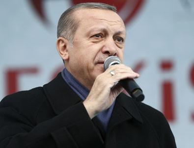 Cumhurbaşkanı Erdoğan'dan Kılıçdaroğlu'na istifa göndermesi
