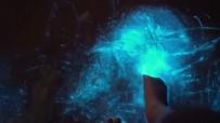 TAZMANYA - Deniz Ateş Böceği Okyanusu Maviye Boyadı