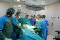 DICLE ÜNIVERSITESI - DÜ'de 3 Hasta Ağrılarından Kurtuldu
