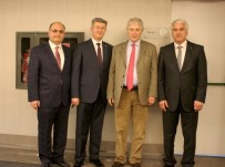 EGE BÖLGESI - EBSO Başkanı Açıklaması 'Her Evde Bir Türk Malı Olmalı'