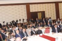 İL BAŞKANLARI - Ekonomi Bakanı Nihat Zeybecki Açıklaması 'AB İle Ekonomik İlişkileri Bozup Terör Örgütlerini Sevindirecek Değiliz'
