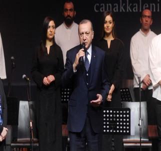 Erdoğan'dan 'Müzik Üniversitesi' müjdesi