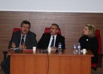 TÜRK DİLİ VE EDEBİYATI - ERÜ'de 'İstiklal Marşı Ve Çanakkale Zaferi Buluşması' Konulu Konferans Düzenlendi