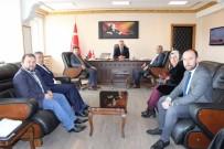 AHMET ÇELIK - Fatsa'da Seçim Güvenliği Toplantısı