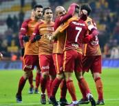 EREN DERDIYOK - Galatasaray, Son 6 Trabzon Deplasmanında 1 Yenilgi Aldı