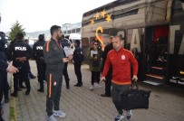EREN DERDIYOK - Galatasaray Trabzon'da