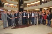 TÜRK SAĞLıK SEN - Gaziantep'te Şehit Ailelerinin Hikayelerinin Yer Aldığı Sergi Açıldı