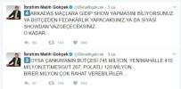 SAMIMIYET - Gökçek'in 'Ankaragücü'ne Yardım' Önerisi