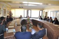 MURAT ZADELEROĞLU - Gölbaşı'nda Köy Muhtarlarıyla Toplantı Yapıldı