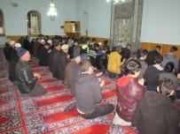 ALI ÖZDEMIR - Hisarcık'ta  'Gençler Sabah Namazında Buluşuyor' Etkinliği