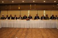 SEBAHATTİN ÖZTÜRK - İçişleri Bakan Yardımcısı Öztürk Açıklaması '2017 Yılı Terör Örgütlerinin Sonu Olacak'