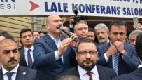 MUSTAFA TUNA - İçişleri Bakanı Soylu Sincan'da Vatandaşlarla Bir Araya Geldi