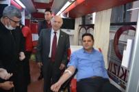 KAN BAĞıŞı - İpekyolu Belediyesi'nden Kan Bağışı