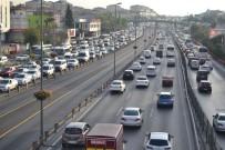 SPOR KOMPLEKSİ - İstanbul'da Trafiğe Kapatılacak Yollar