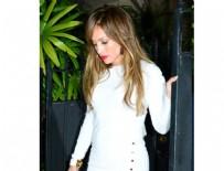 JENNİFER LOPEZ - Jennifer Lopez yeni aşkıyla görüntülendi